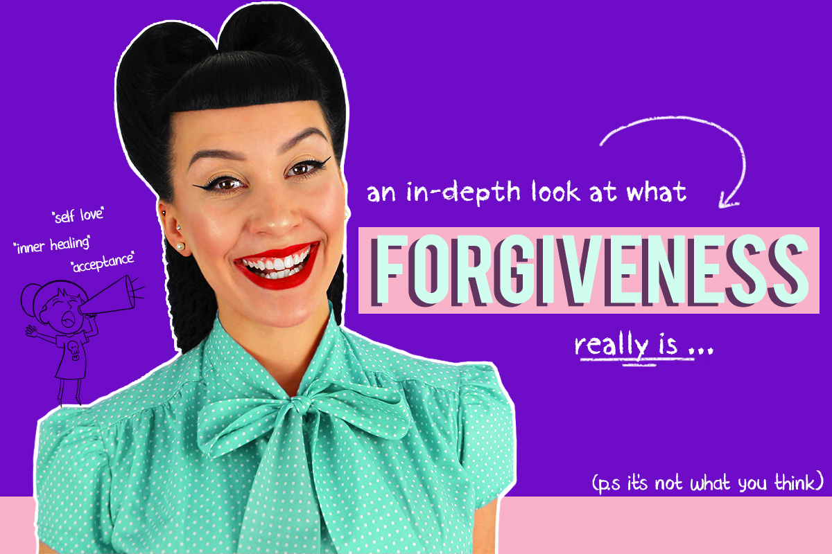 What Forgiveness Really Is –