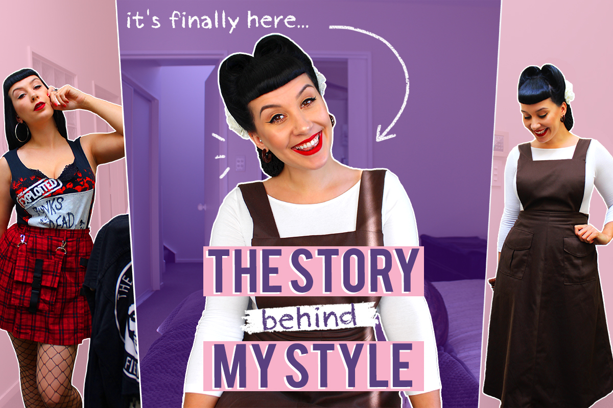 The Story Behind My Style!
